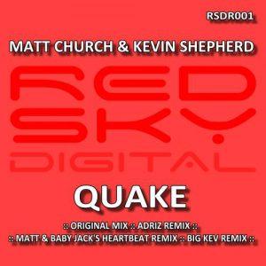 Matt Church & Kevin Shepherd - Quake