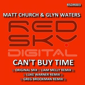 Matt Church & Glyn Waters - Can't Buy Time