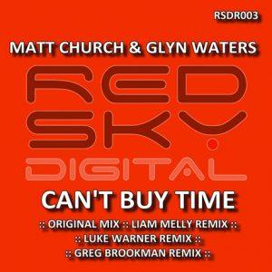 Matt Church & Glyn Waters - Can't Buy Time