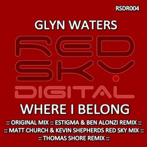 Glyn Waters - Where I Belong