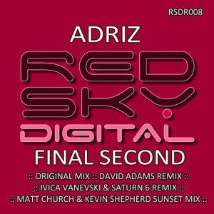 Adriz - Final Second (Matt Church & Kevin Shepherds Sunset Mix)
