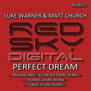 Matt Church & Luke Warner - Perfect Dream
