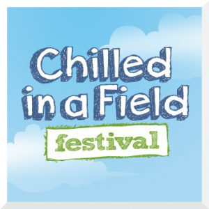 Matt Church at Chilled in a Field Festival, The Hop Farm (Flyer Front)