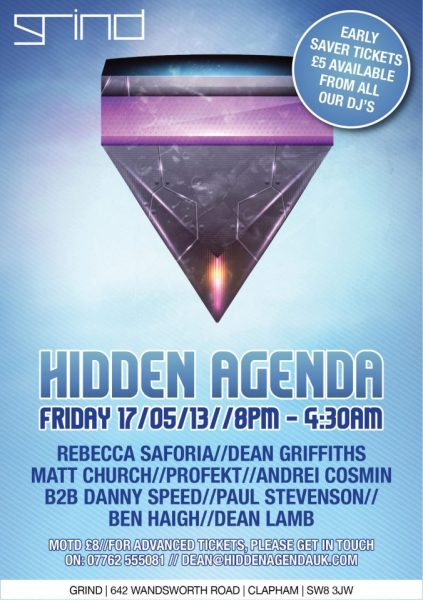 hidden-agenda-grind-friday-17th-may-20131